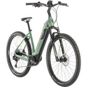 Cube Nuride Hybrid EXC 500 Easy Entry, green'n'sharpgreen